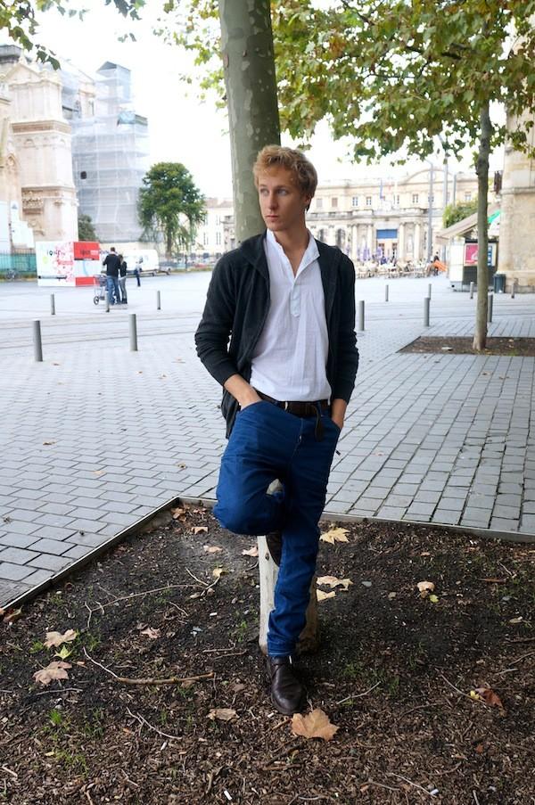 blog mode homme Bordeaux