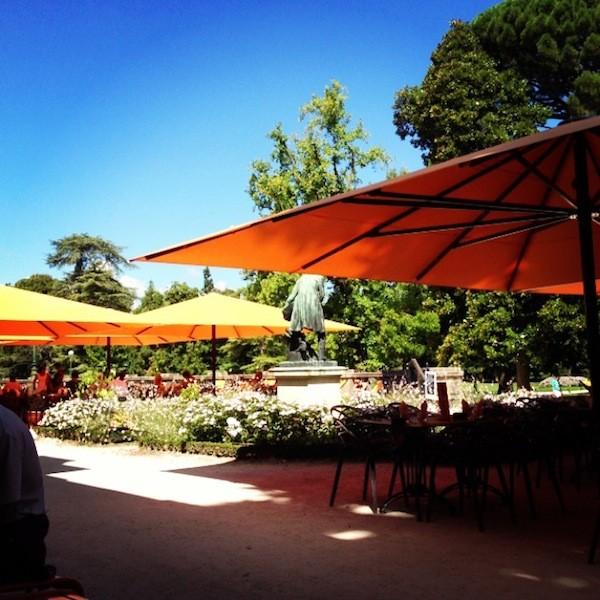 L'Orangerie Jardin Public
