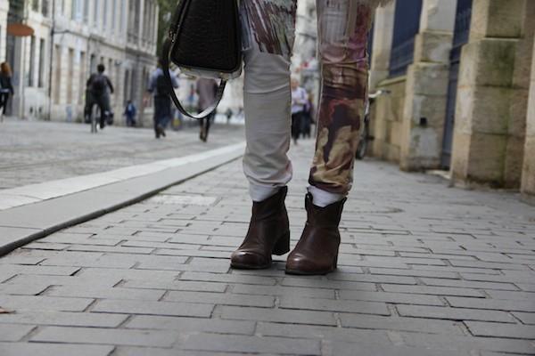 Boots Atelier Voisin