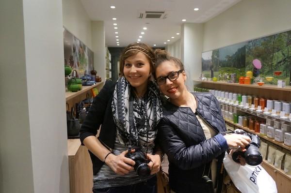Samantha & Chacha