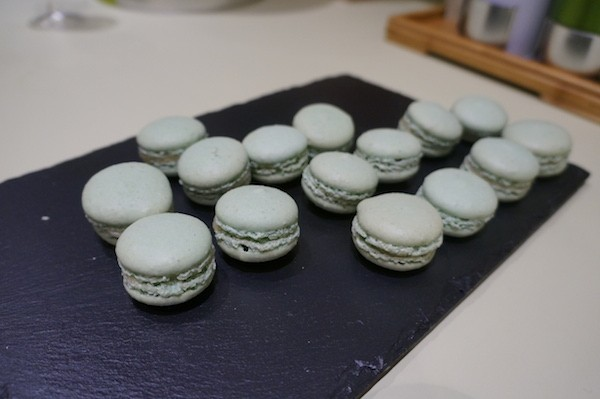 Macarons Palais des Thés