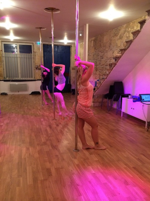 Pole Dance Bordeaux