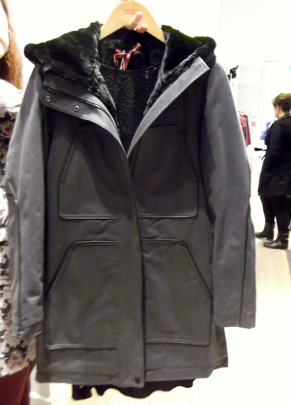 Les choix de jeanne blog enfin moi mode lifestyle - Manteau comptoir des cotonniers hiver 2013 ...