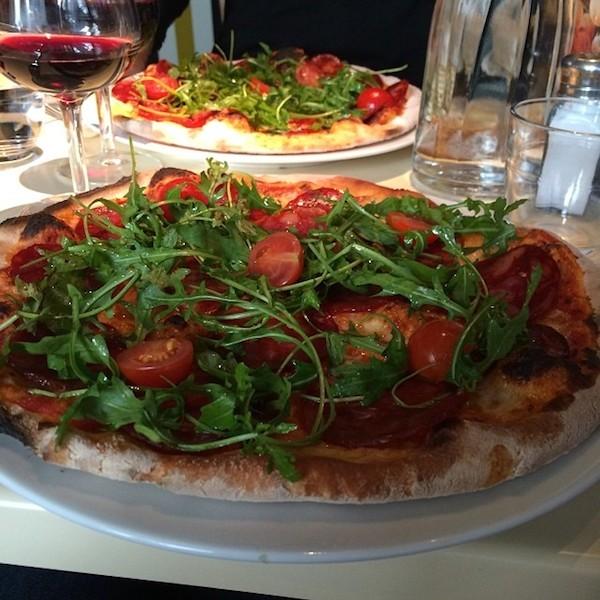 Pizza MAMA SHELTER