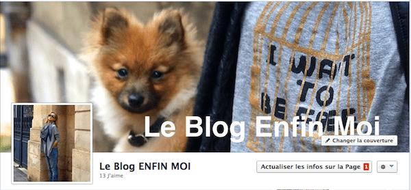 Le Blog Enfin moi