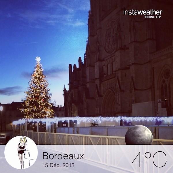 Place Pey-Berland Bordeaux