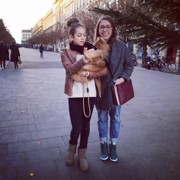 Cécilia & Charlotte