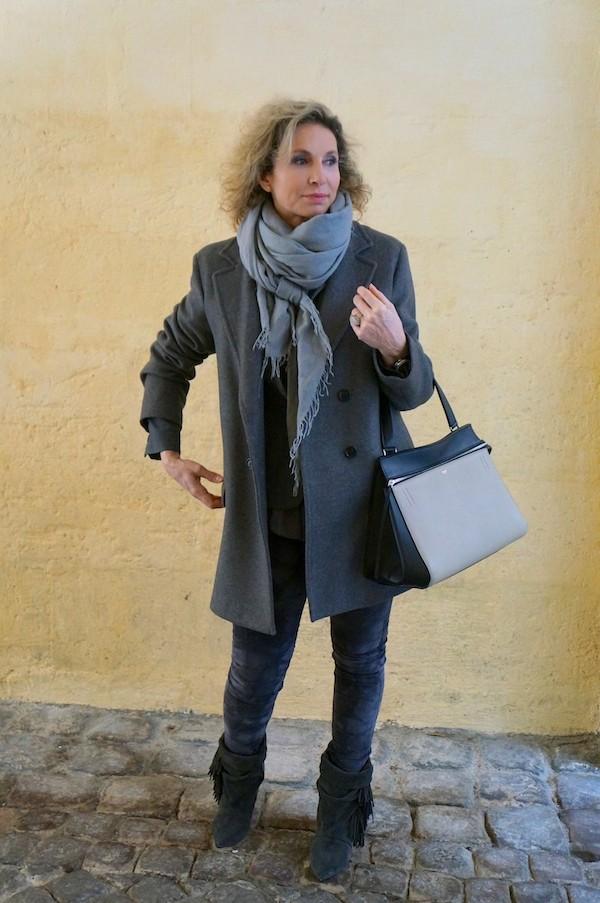 Manteau Isabel Marant pour H&m