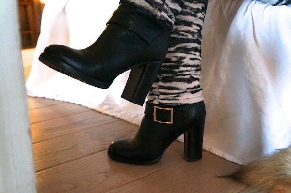 Boots Jimmy Choo