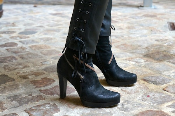 Boots poulain Free-Lance