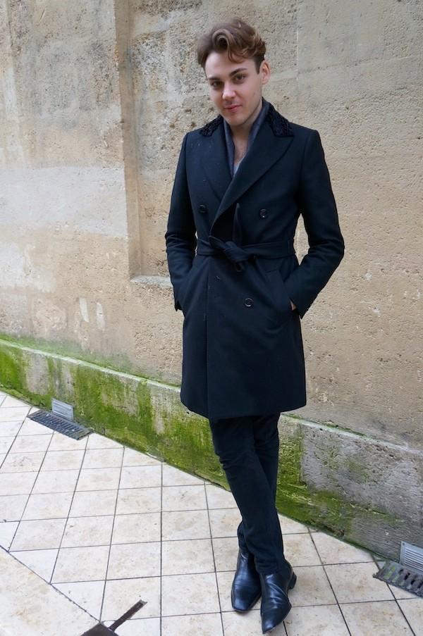 Manteau Zara hiver 2013:2014