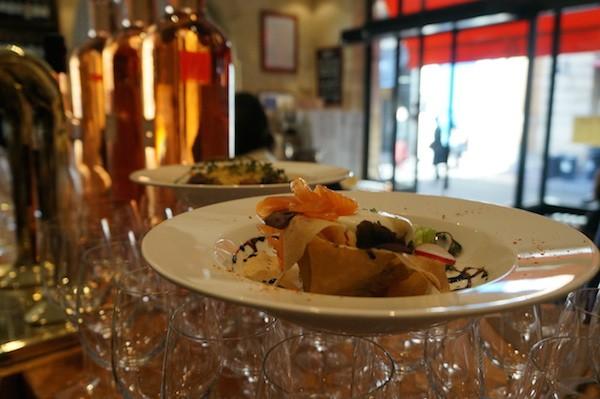 Plat du jour Brasserie Bordelaise