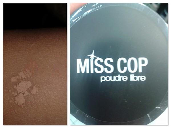 Poudre libre Miss COP