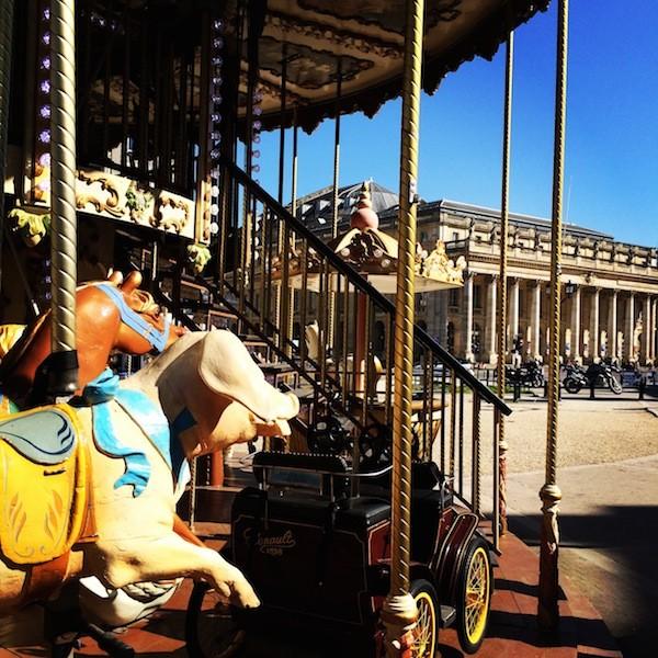 Carousel Place de la comédie