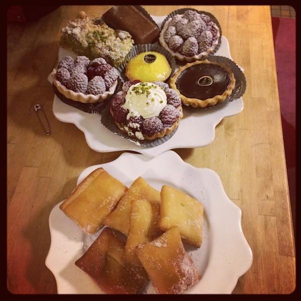 Boulangerie de l'hôtel de ville