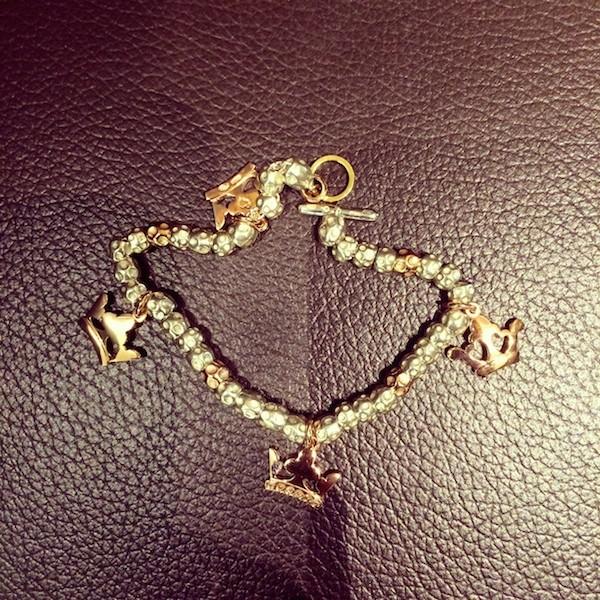 Bracelet Pomellato Couronnes