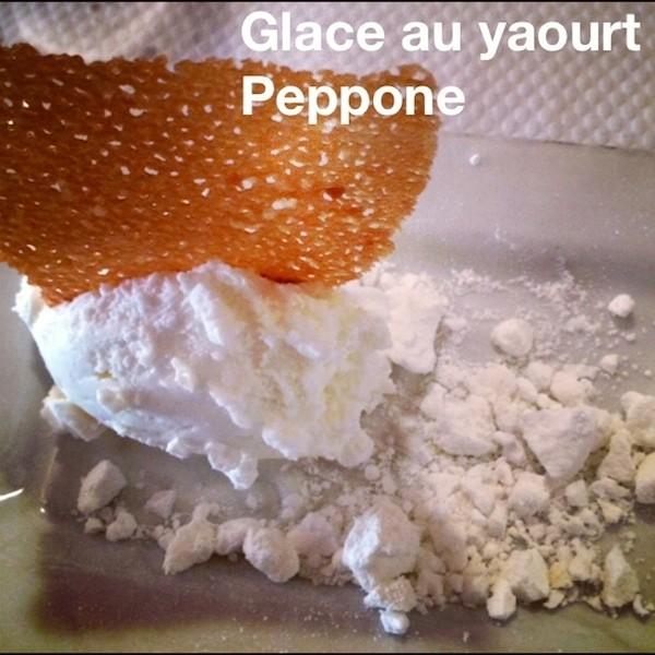 Glace au Yaourt Peppone
