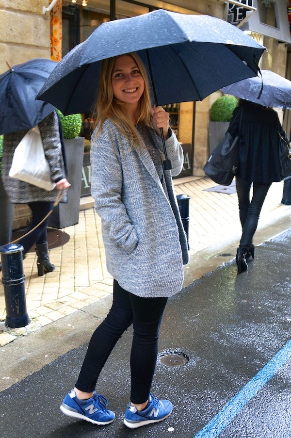 Veste chiné Pull and Bear