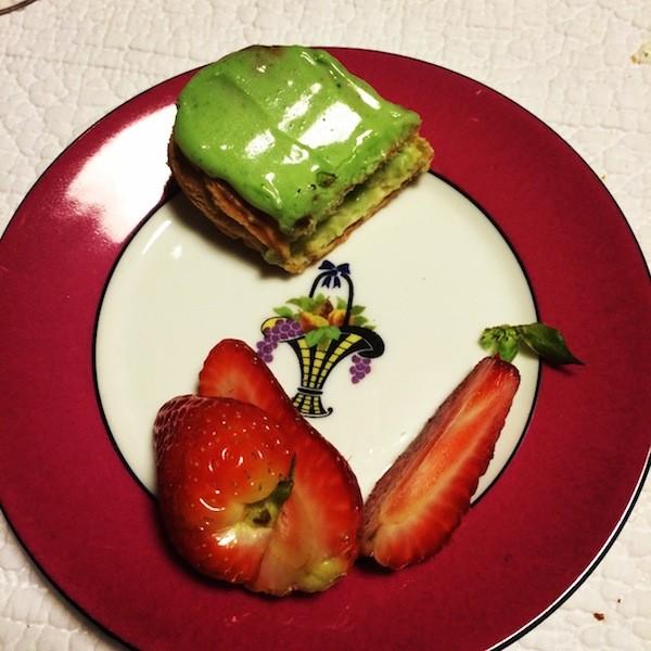 desserts Jocteur