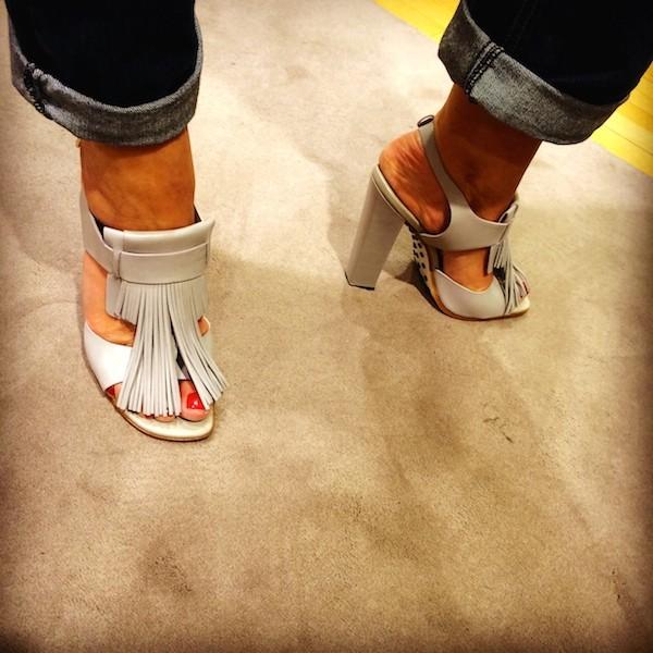 Sandales TOD'S