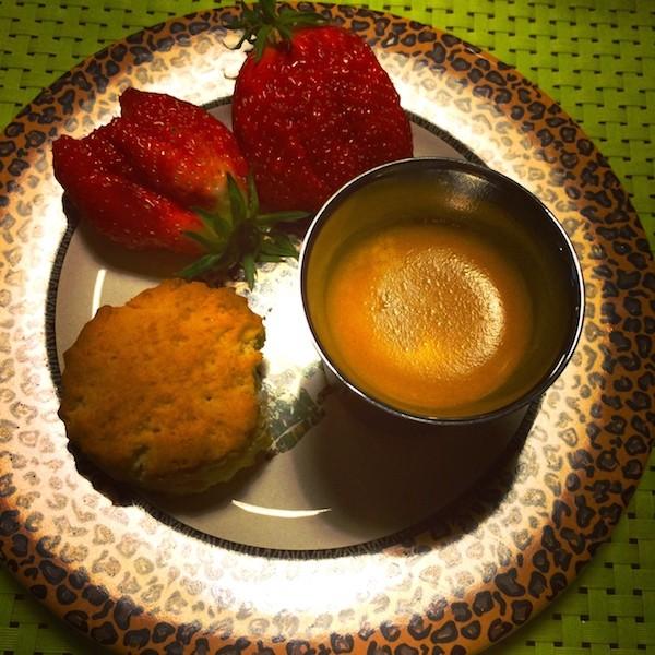 Café gourmand Enfin moi