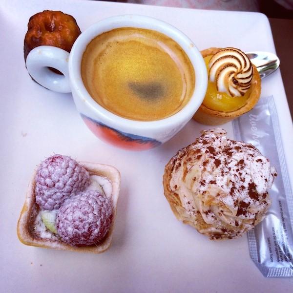 Café gourmand NPA