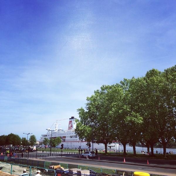 9 Les quais Bordeaux