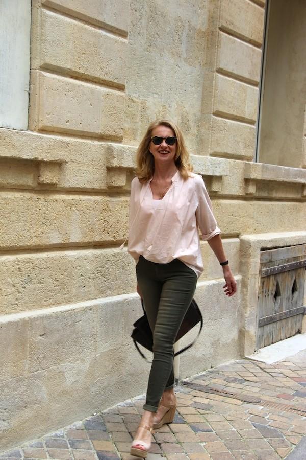 Bien-aimé Nude ou rose poudré ? | Blog Enfin Moi • Mode & lifestyle • Bordeaux CX54
