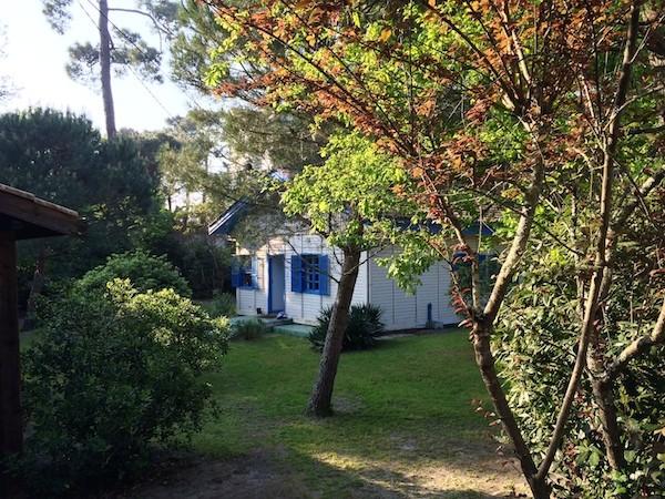 Maison en bois le Moulleau