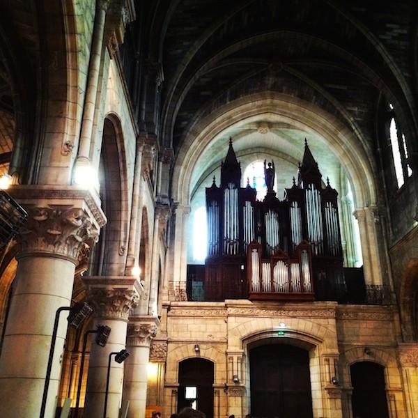 Eglise Saint Ferdinand Bordeaux