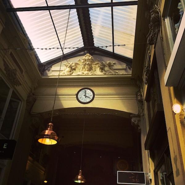 Passage Sarget Bordeaux
