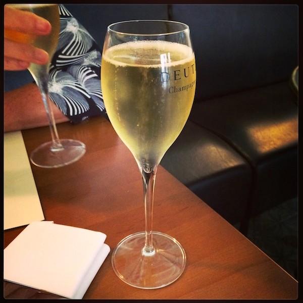 Champagne Chez Marcel