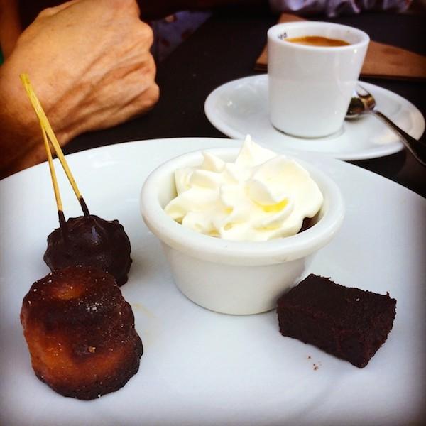 25 Café gourmand Les épicuriales