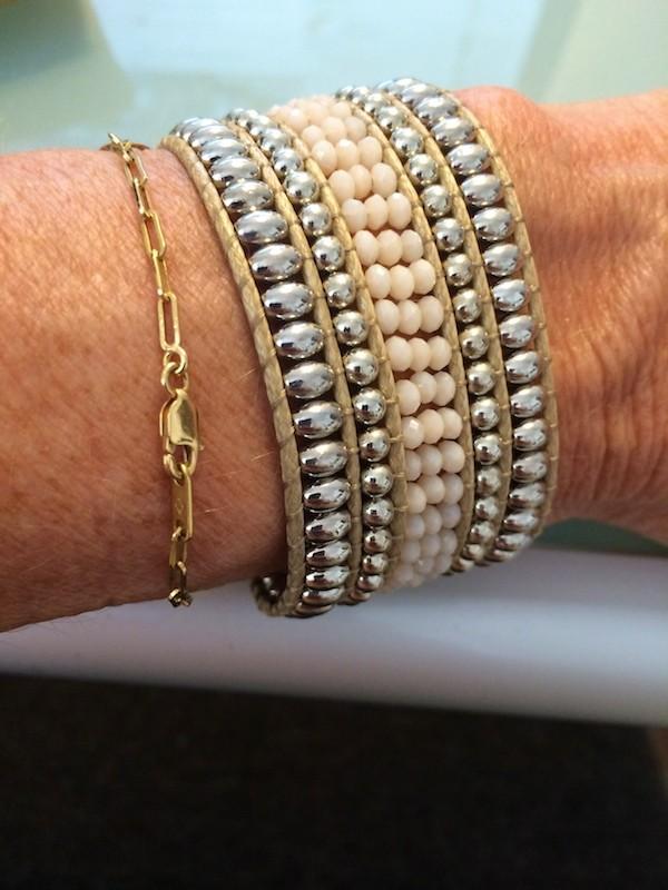 Bracelet aimanté ZAOLINE