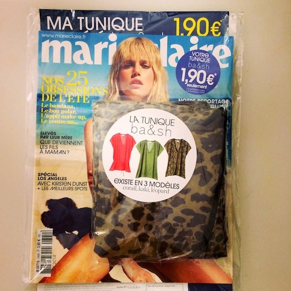 Marie Claire & BASH