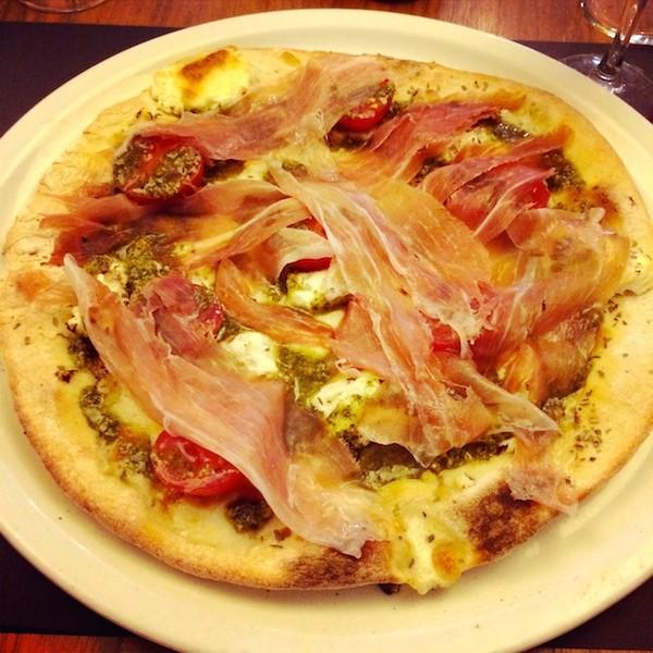 Pizza Peponne