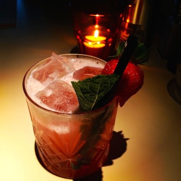 Cocktail Mama Shelter Bordeaux