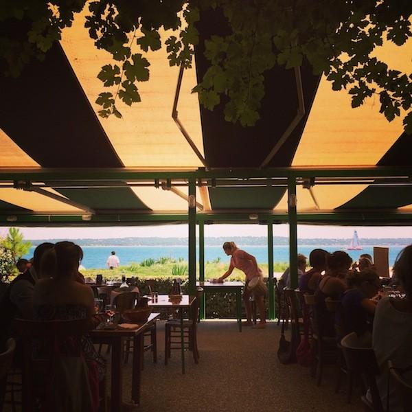 Terrasse Chez Hortense