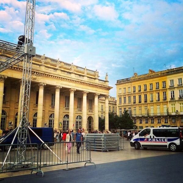 Place de la Comédie Bordeaux