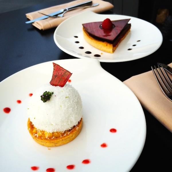 Dessert Grand Hôtel Spa Le Régent