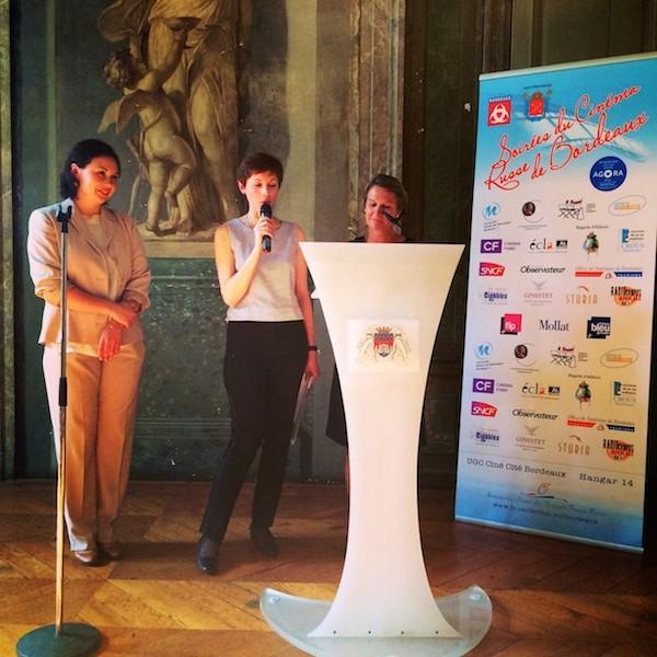Daria & Anne Brezillon adjointe au maire de Bordeaux