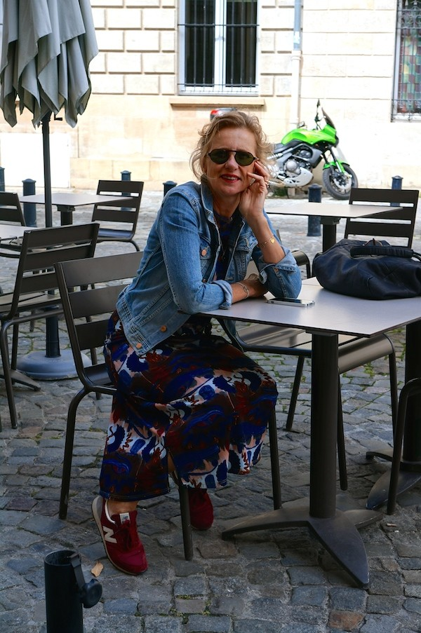 Blouson en jeans H&M