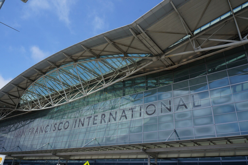 Aéroport San Franscisco