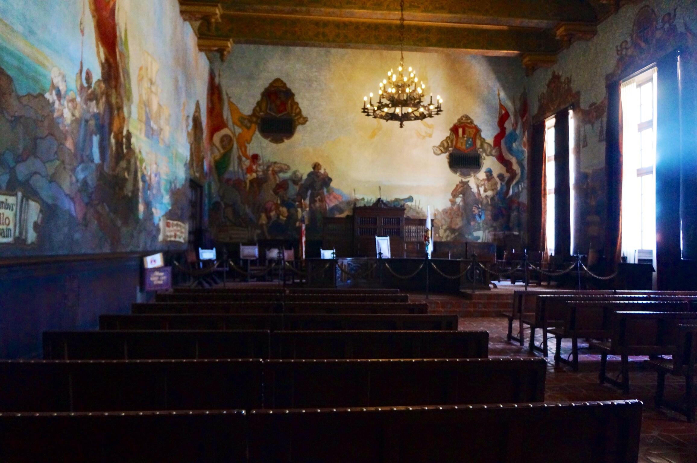 Court House Santa Barbara