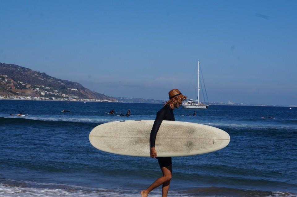 Surf Malibu Beach