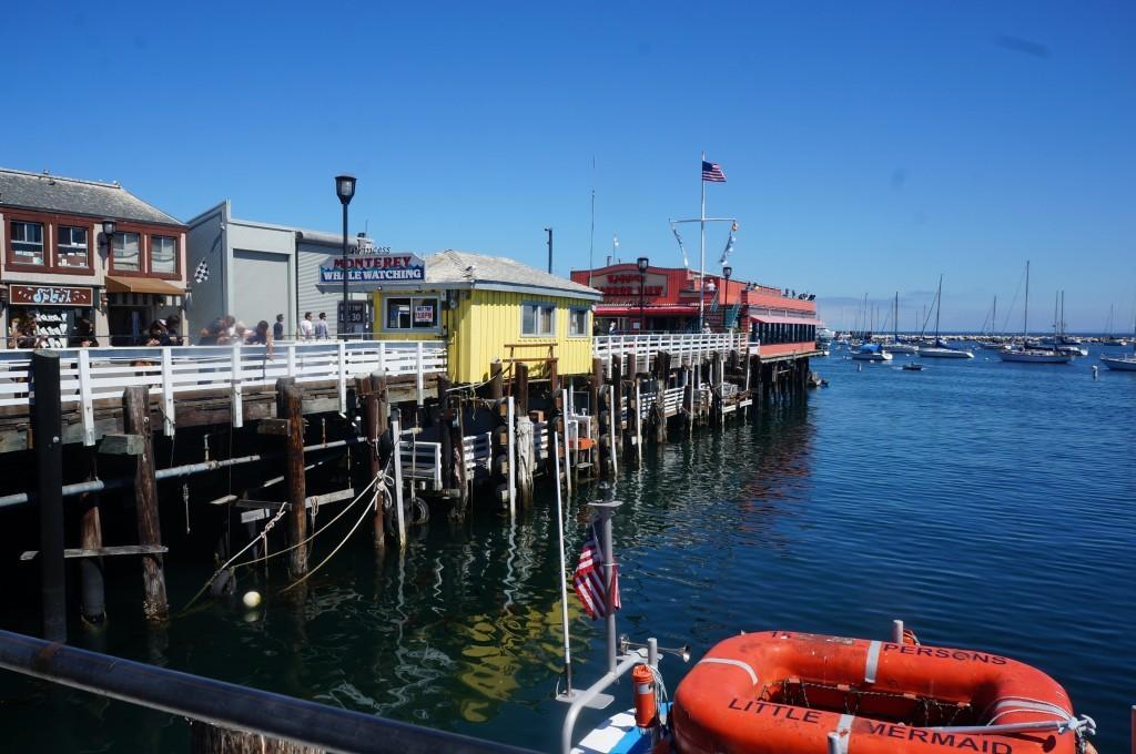 Monterey le Pier
