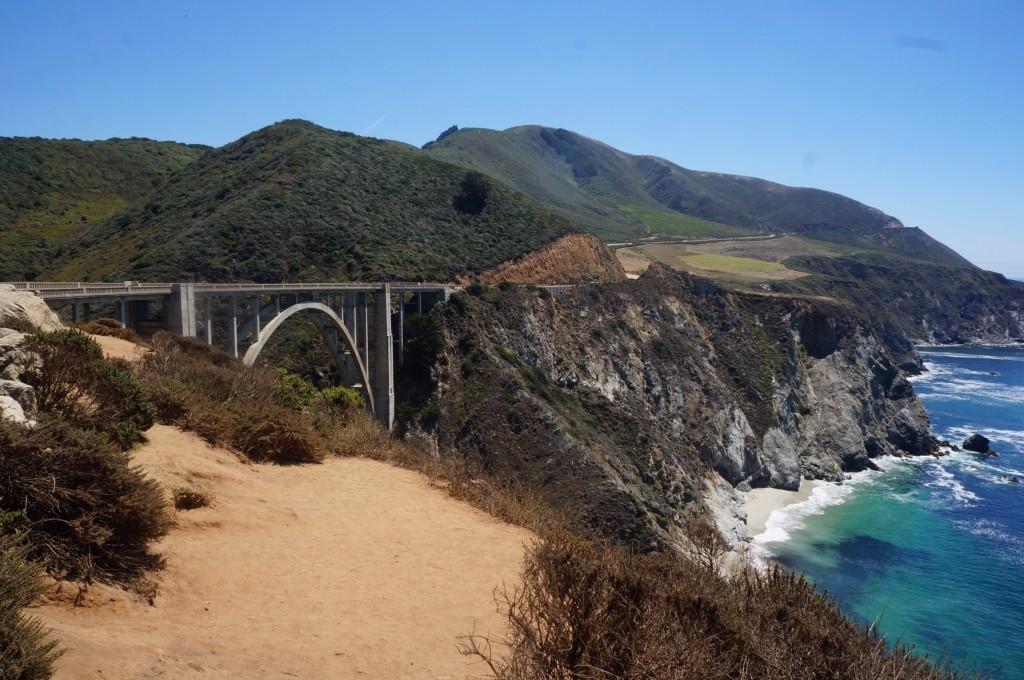 Route San Francisco / Los Angeles