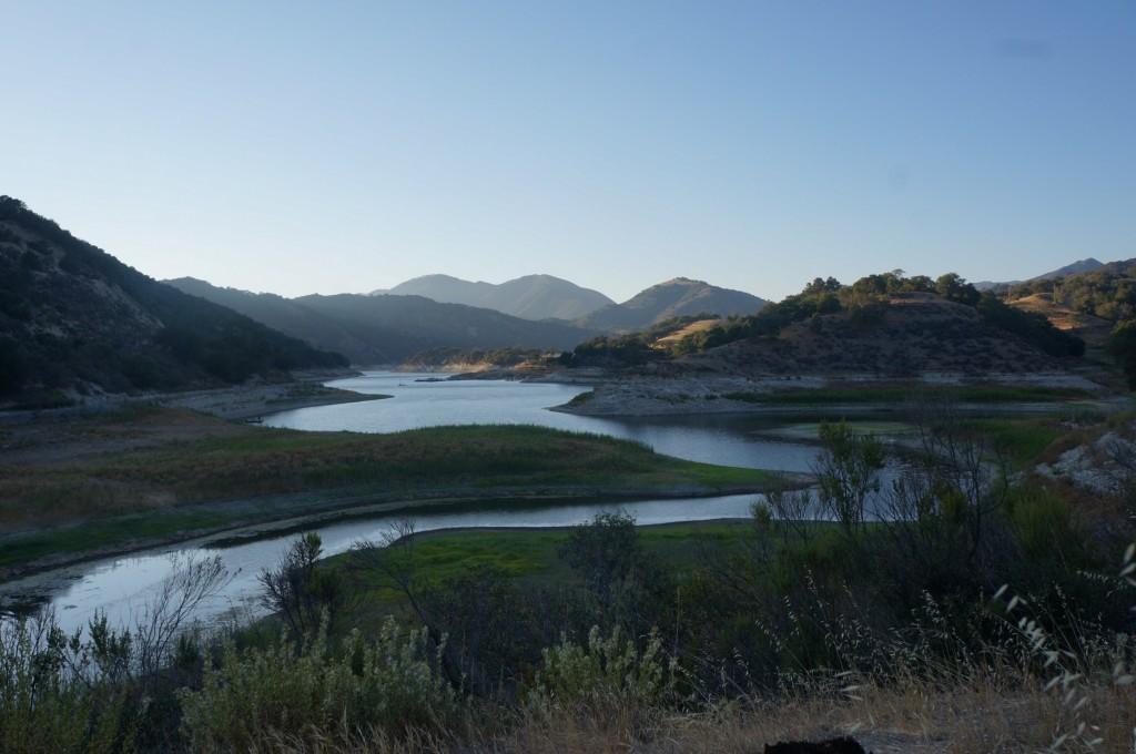 lac Lopez Californie