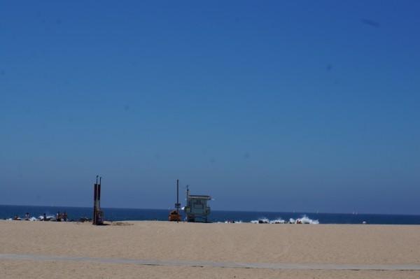 Venice beach !