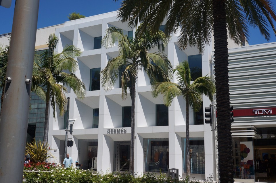 Hermès Beverly Hill